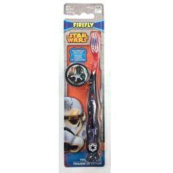 Szczoteczka do zębów z nakładką - Star Wars