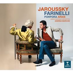 Farinelli: Porpora Arias (CD)