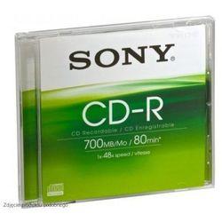 Płyta SONY CD-R 1 szt.