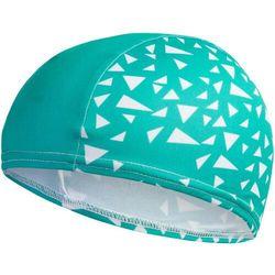 speedo Printed Polyester Czepek, cosmos/emerald/aqua mint 2020 Czepki pływackie Przy złożeniu zamówienia do godziny 16 ( od Pon. do Pt., wszystkie metody płatności z wyjątkiem przelewu bankowego), wysyłka odbędzie się tego samego dnia.