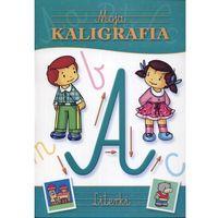 Książki dla dzieci, Moja kaligrafia literki (opr. miękka)