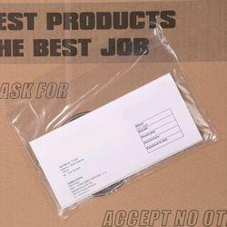 Foliopaki koperty kurierske foliowe, A5, 1000 szt.