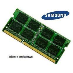 Pamięć RAM 2GB DDR3 1333MHz do laptopa Samsung N Series Netbook NC210 2GB_DDR3_SODIMM_1333_109PLN (-0%)