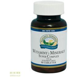 Witaminy i minerały Super Complex 60 tabletek
