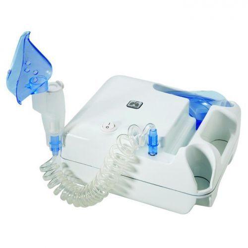 Inhalatory i nebulizatory, Inhalator Airbox C1 jeden z najcichszych, z wyborem wielkości cząsteczki