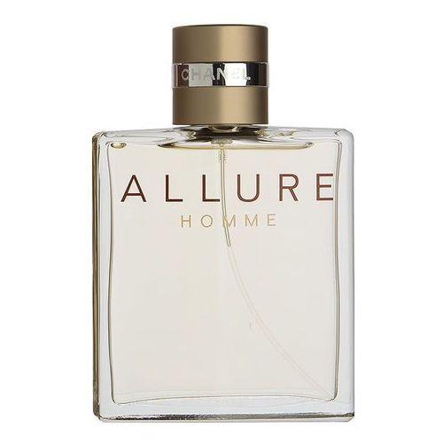 Testery zapachów dla mężczyzn, Chanel Allure Homme woda toaletowa 100ml (tester)