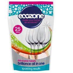 Ecozone Tabletki do zmywarek 5w1 25 sztuk