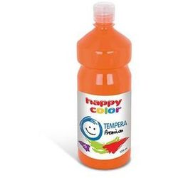 Farba HAPPY COLOR Tempera 1l. pomarańczowy