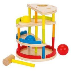 Przebijanka dla niemowląt Hammer Tower Goki