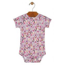 Body niemowlęce z krótkim rękawem 6T38A9 Oferta ważna tylko do 2023-05-28