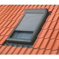 Roleta na okno dachowe FAKRO ELECTRO 230V 94x118 zewnętrzna elektryczna