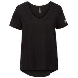 T-shirt bonprix czarny