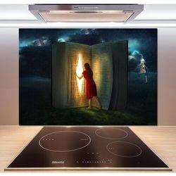 Panel do kuchni Świat książek