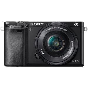 Aparaty kompaktowe, Sony Alpha A6000