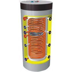 ZBIORNIK higieniczny SPIRO LEMET 2000L/7,5 2WĘŻOWNICE 2W bufor wysyłka gratis