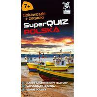 Literatura młodzieżowa, Super Quiz Polska (opr. miękka)