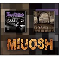 Hip Hop, RnB i rap, Pan z Katowic i projekcje (CD) - Miuosh