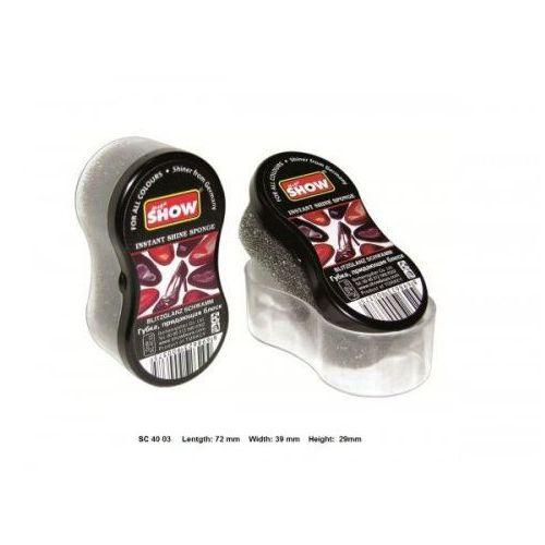 Inne akcesoria obuwnicze, Gąbka Czyszcząca Zamsz i Nubuk Show mini