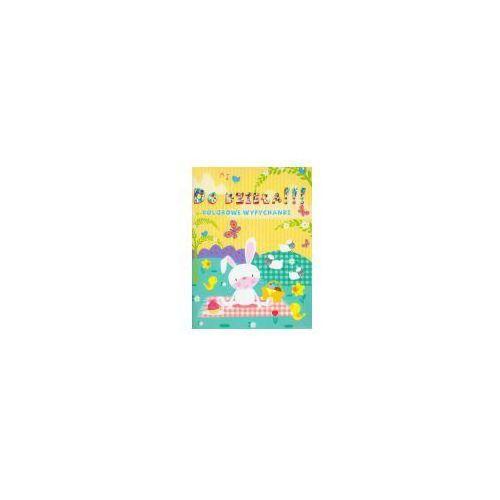 Książki dla dzieci, Do dzieła Kolorowe wypychanki (opr. miękka)