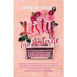 Listy (nie)miłosne - Natalia Sońska (opr. miękka)