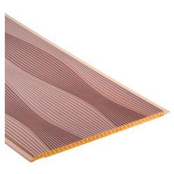 Panel ścienny PCV Cezar 25 cm Fale Sahara 2,7 m2