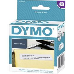 Etykiety DYMO LW 11355 19mm x 51mm S0722550 - zamiennik   OSZCZĘDZAJ DO 80% - ZADZWOŃ! 730811399