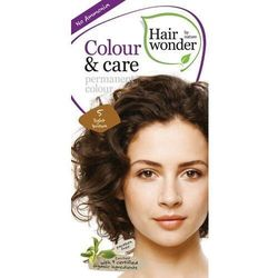 HAIRWONDER Colour & Care Farba do włosów 5-LIGHT BROWN 100ml