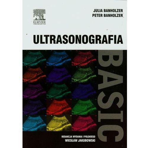 Książki medyczne, Ultrasonografia (opr. broszurowa)