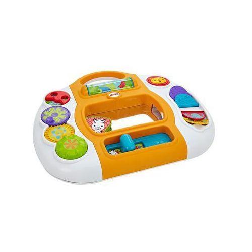 Pozostałe zabawki, Fisher Price Panel do zabawy #8222;Przyjaciele z Lasu Tropikalnego#8221;