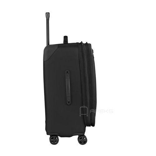 Torby i walizki, Victorinox Lexicon 2.0 średnia poszerzana walizka 67 cm / czarna - Black ZAPISZ SIĘ DO NASZEGO NEWSLETTERA, A OTRZYMASZ VOUCHER Z 15% ZNIŻKĄ