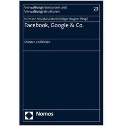 Facebook, Google & Co. Hill, Hermann