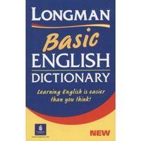 Słowniki, encyklopedie, Longman Basic English Dictionary (opr. miękka)