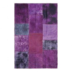KARE Design:: Dywan Patchwork Velvet Purple - Z EKSPOZYCJI