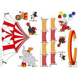 Naklejka Circus, Circus 74308