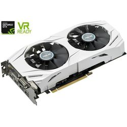Karta graficzna Asus GeForce GTX1060 6GB Dual 6GB GDDR5 (192 Bit) DVI, 2xHDMI, 2xDP, BOX (90YV09X4-M0NA00) Darmowy odbiór w 19 miastach!