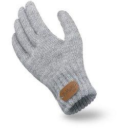 Rękawiczki dziecięce PaMaMi - Jasnoszary - Jasnoszary