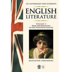 English Literature An Anthology for Students (opr. miękka)