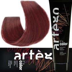 Artego it's color farba w kremie 150ml cała paleta kolorów 6f - 6f czerwień rubinu