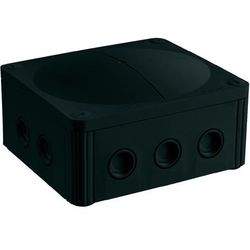 Puszka instalacyjna Wiska 10101460, IP66/IP67, (DxSxW) 160 x 140 x 81 mm, czarny, 1 szt.