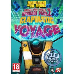 Borderlands The Pre-Sequel Claptastic Voyage and Ultimate Vault Hunter Upgrade Pack 2 (PC)