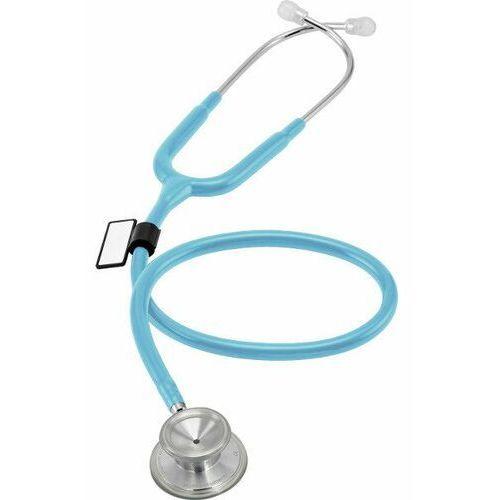 Stetoskopy, Lekki stetoskop internistyczny MDF Acoustica 747XP - błękitny