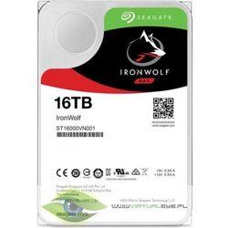 Dysk twardy Seagate ST16000VN001 - pojemność: 16 TB, cache: 256 MB, SATA III