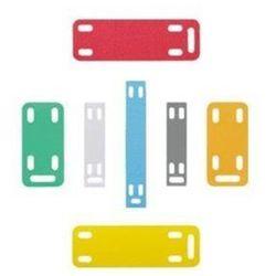 PANDUIT Markeringsplade label 76x12 mm hvid RL50 stk LS8