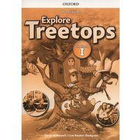 Książki do nauki języka, Explore Treetops 1 Zeszyt ćwiczeń - Sarah Howell, Lisa Kester-Dodgson (opr. miękka)