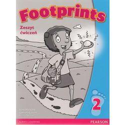 Footprints 2 Zeszyt ćwiczeń + Poradnik dla rodziców (opr. miękka)