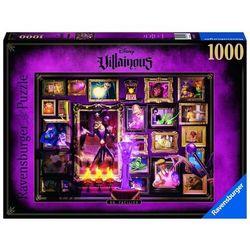 Ravensburger Puzzle 1000 Disney Dr. Facilier Księżniczka i Żaba Villainous