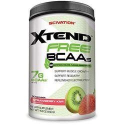 Aminokwasy SCIVATION Xtend BCAAs 384-415g, Smaki: Truskawka kiwi Najlepszy produkt Najlepszy produkt tylko u nas!