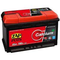 Akumulatory samochodowe, Akumulator ZAP Calcium Plus 85Ah 700A wysoka PRAWY PLUS