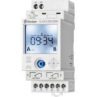 Zegary, Zegar cyfrowy sterujący tygodniowy, astronomiczny NFC Finder 12.A2.8.230.0000