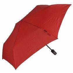 Knirps TS.200 Slim Medium Duomatic Parasolka składana 29 cm red UV protection ZAPISZ SIĘ DO NASZEGO NEWSLETTERA, A OTRZYMASZ VOUCHER Z 15% ZNIŻKĄ